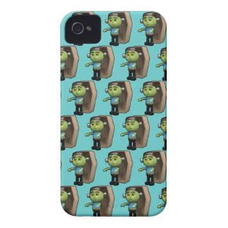 3d Frankenstein Lives!(Any Color U Like!) Case-Mate iPhone 4 Case