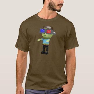 3d-franky-3dglasses T-Shirt
