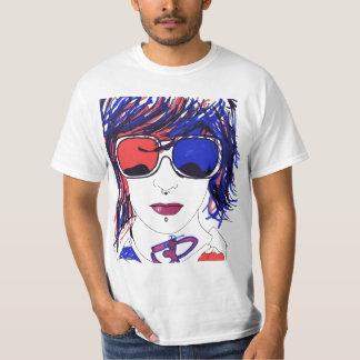 3D GIRL T-Shirt