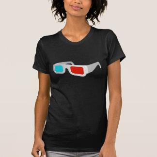 3D Glasses in Black & White Tees