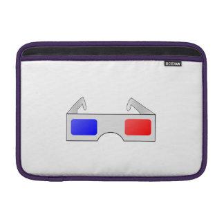 3D Glasses MacBook Sleeve