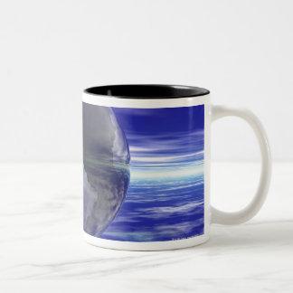 3D Globe 10 Coffee Mug