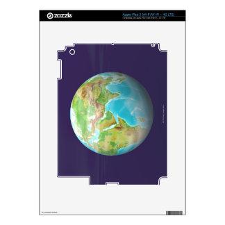 3D Globe 11 iPad 3 Skins