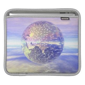 3D Globe 13 iPad Sleeves