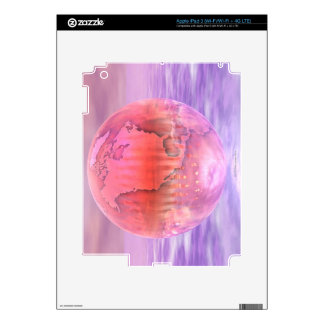 3D Globe 16 Skins For iPad 3
