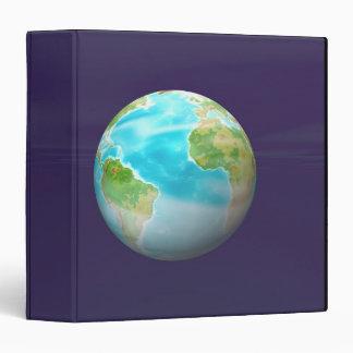3D Globe 4 Binder