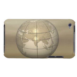 3D Globe Case-Mate iPod Touch Case