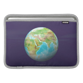 3D globo 11 Funda MacBook