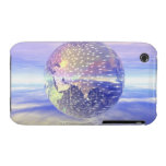 3D globo 13 iPhone 3 Protector