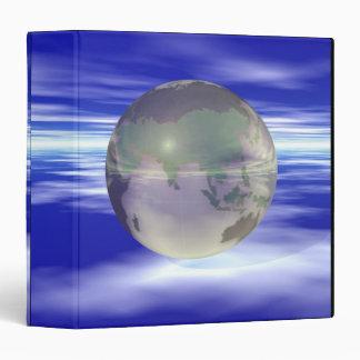 """3D globo 3 Carpeta 1 1/2"""""""