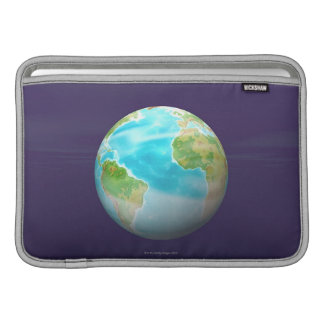 3D globo 4 Fundas MacBook