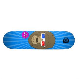 3D Gorilla Skateboard