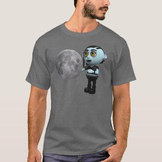 3d-goth-moon T-Shirt