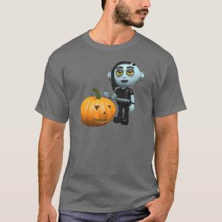 3d-goth-pumpkin T-Shirt