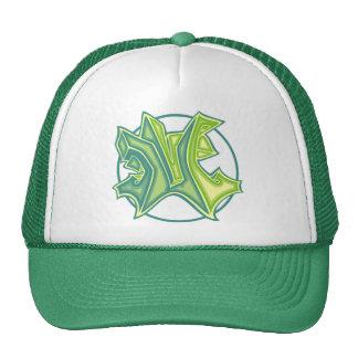 3d Graffiti logo - M - Trucker Hat