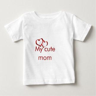 3d heart design T-Shirt for baby