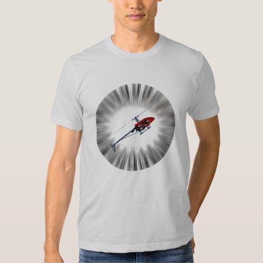 3D Heli Flair T-Shirt