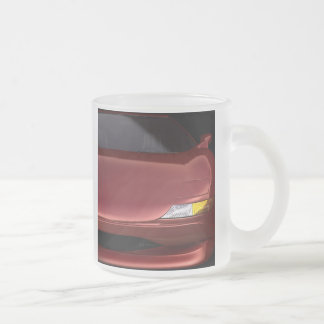 3D High Performance Frosted Glass Mug