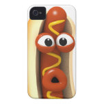 3d Hot Dog Surprise! iPhone 4 Covers