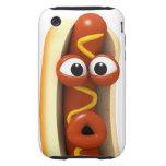 3d Hot Dog Surprise! Tough iPhone 3 Covers