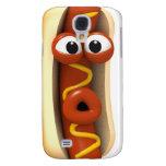 3d-hotdog-ooo galaxy s4 cases