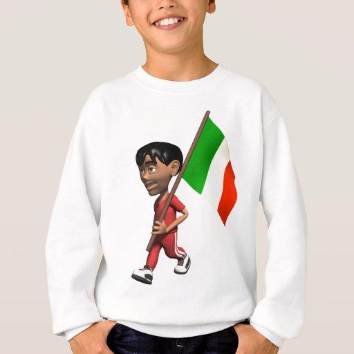 3D Italia Sudadera