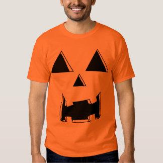 3D Jackolantern Face Shirt