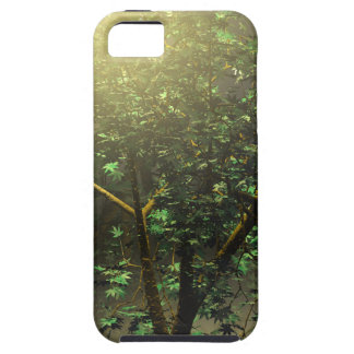 3D Japanese Maple Tree iPhone 5 Covers