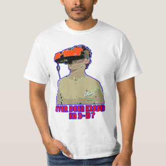 3D Kiss Virtual Boy T-Shirt
