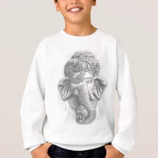 3d Lord Ganesha - Om Sweatshirt