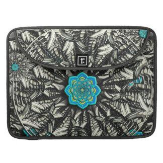 3D Lotus Mandala Macbook Sleeve Sleeves For MacBook Pro