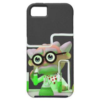 3d Mad Scientist Laboratory iPhone SE/5/5s Case