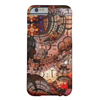 3D Mandelbulb Barely There iPhone 6 Case