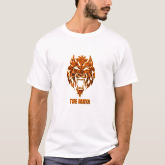 3D MAYA six  (42) T-Shirt