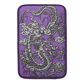 3D Metalic Dragon Leather Texture laptop Sleeve