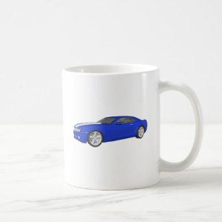 3D Model: Camaro: Sports Car: Coffee Mug