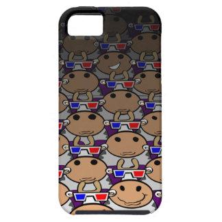 3D MooVie iPhone 5 Case-Mate Protectores