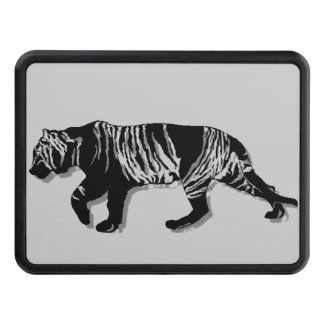 3D Mountain Tiger Tow Hitch Covers
