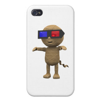 3d-mummy-3dmovie iPhone 4/4S cases