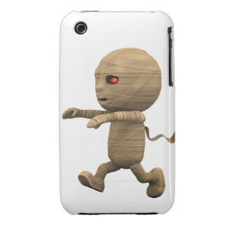 3d Mummy Chase! (Any Color U Like!) iPhone 3 Covers