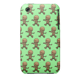 3d Mummy Chase!(with editable background!) iPhone 3 Cases