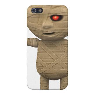 3d Mummy Haunts Case For iPhone 5