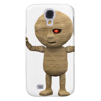 3d Mummy Haunts Galaxy S4 Cover