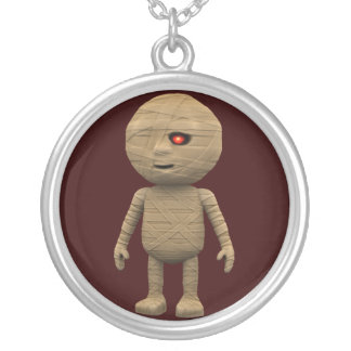 3d Mummy Stands Any Color U Like Necklaces