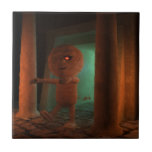 3d Mummys Tomb! Ceramic Tile