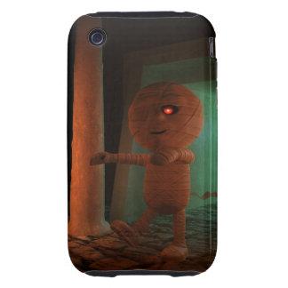 3d Mummys Tomb! iPhone 3 Tough Covers