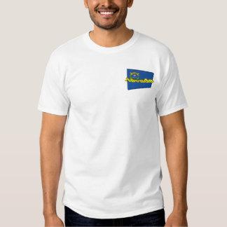 3D Nevada State Flag Shirts