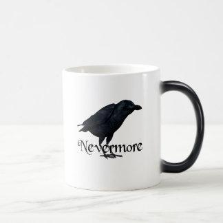 3D Nevermore Raven Magic Mug
