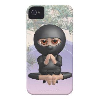 3d Ninja Meditating