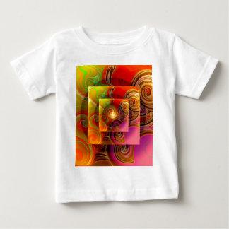 3d no. abstracto 2 creado por Tutti T-shirts